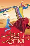 couverture Azur et Asmar