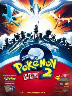Couverture de Pokémon 2 : Le Pouvoir est en Toi