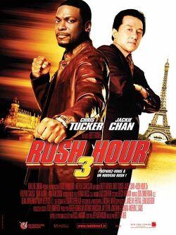 Couverture de Rush Hour 3