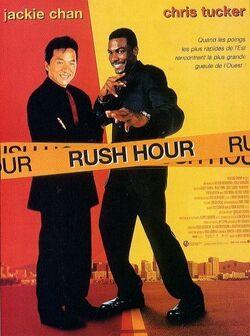 Couverture de Rush Hour