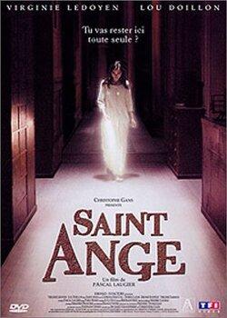 Couverture de Saint Ange