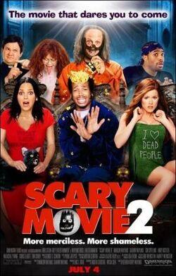 Couverture de Scary Movie 2