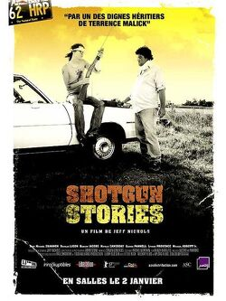 Couverture de Shotgun Stories