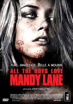 Couverture de Tous les garçons aiment Mandy Lane