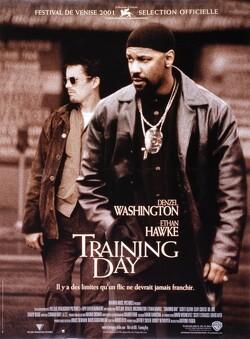 Couverture de Training Day