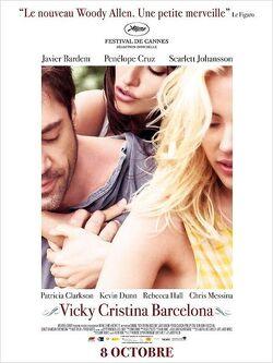 Couverture de Vicky Cristina Barcelona