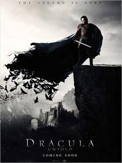 Couverture de Dracula Untold