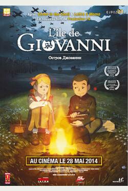 Couverture de L'île de Giovanni