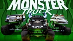 Couverture de Monster Trucks