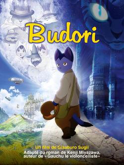 Couverture de Budori, l'étrange voyage
