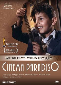 Couverture de Cinema Paradiso