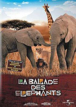 Couverture de La Balade des Elephants