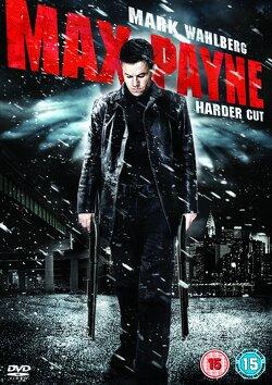 Couverture de Max Payne