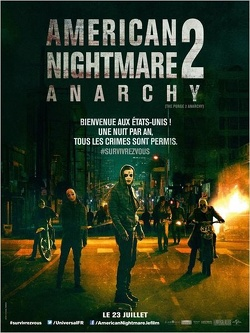 Couverture de American Nightmare 2 : Anarchie