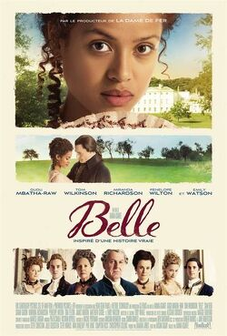 Couverture de Belle