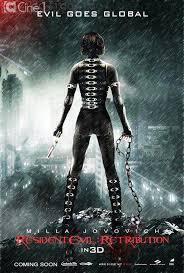 Couverture de Resident Evil, Épisode 5 : Retribution
