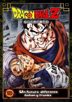 Couverture de Dragon Ball Z : L'Histoire de Trunks