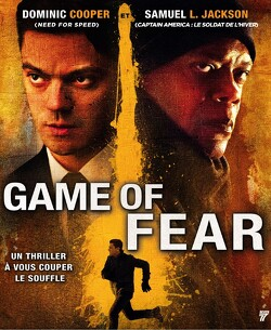 Couverture de Game Of Fear