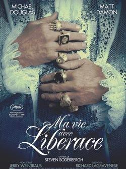 Couverture de Ma vie avec Liberace