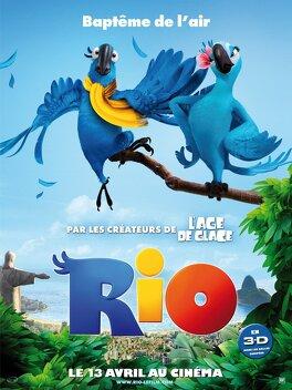 Couverture du livre : Rio