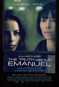 Couverture de La vérité sur Emanuel