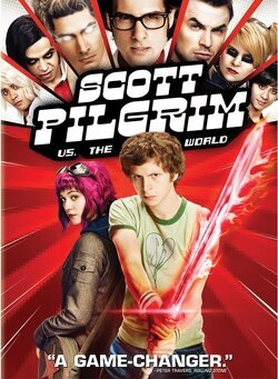 Couverture de Scott Pilgrim vs. the World