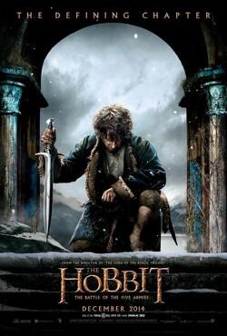 Couverture de Le Hobbit, Épisode 3 : La Bataille des Cinq Armées