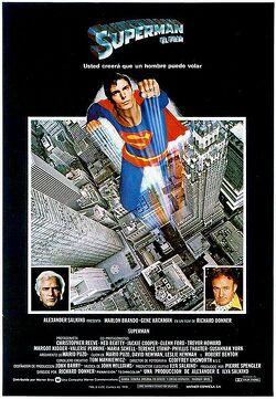 Couverture de Superman