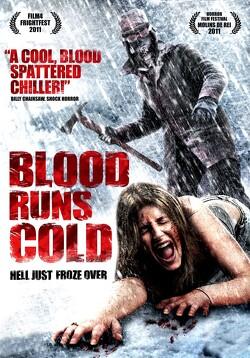Couverture de Blood Runs Cold