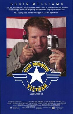 Couverture de Good Morning, Vietnam