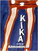 Couverture de Kika