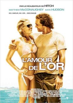 Couverture de L'Amour de l'or