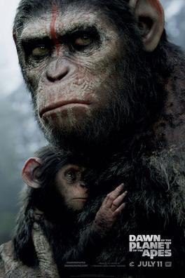 Couverture du livre : La Planète des singes : l'affrontement