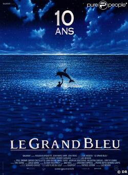 Couverture de Le Grand Bleu
