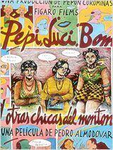 Couverture de Pepi, Luci, Bom et autres filles du quartier