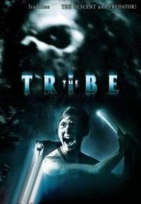 Couverture de The tribe, l'île de la terreur
