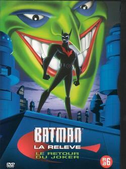 Couverture de Batman, la relève : Le Retour du Joker