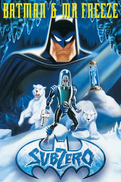 Couverture de Batman et Mr Freeze : Subzero