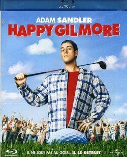 Couverture de Happy Gilmore