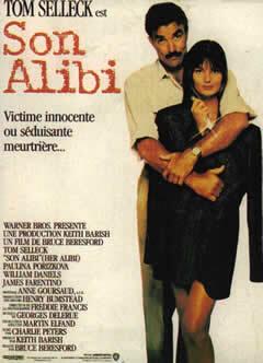Couverture de Son alibi