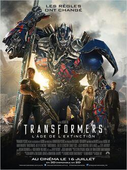 Couverture de Transformers, Épisode 4 : L'âge de l'extinction