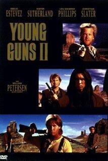 Couverture de Young guns 2