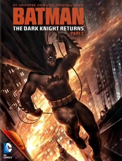 Couverture de Batman: The Dark Knight Returns, Part 2