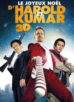 Couverture de Le joyeux Noël d'Harold et Kumar
