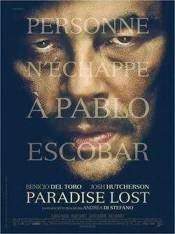 Couverture de Paradise Lost