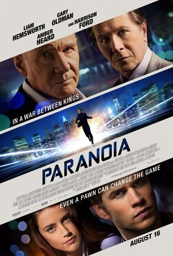Couverture de Paranoïa
