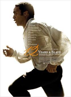 Couverture de 12 Years a Slave