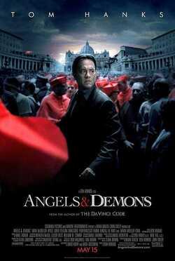 Couverture de Anges et démons