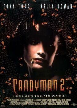Couverture de Candyman 2