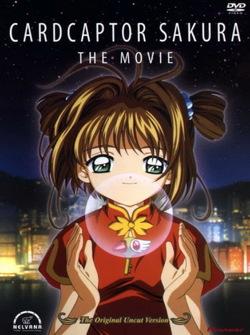 Couverture de Cardcaptor Sakura, le film : Le Voyage à Hong-Kong